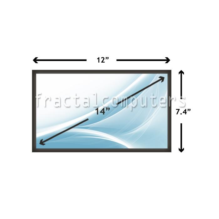 Display Laptop IBM-Lenovo THINKPAD T430 SERIES 14 0 Inch 1600x900 WXGA++  HD+ LED SLIM