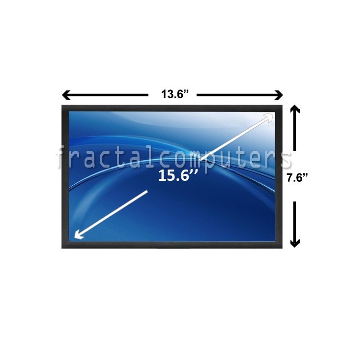 Display Laptop Fujitsu LIFEBOOK E752 15.6 Inch 1366 X 768 WXGA HD LED