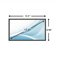 Display Laptop LP173WD1(TL)(N1) 17.3 inch 1600x900