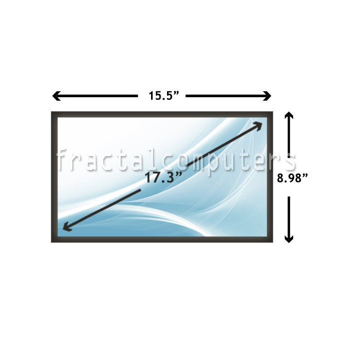 Display Laptop N173FGE-E23