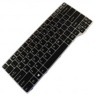 Tastatura Laptop Fujitsu Lifebook E744 Iluminata