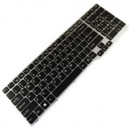 Tastatura Laptop Fujitsu Lifebook E754 Iluminata