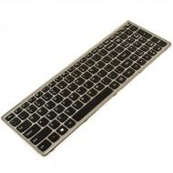 Tastatura Laptop Lenovo IdeaPad Z500 Cu Rama Gri