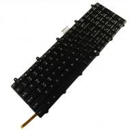 Tastatura Laptop Clevo P570WM iluminata