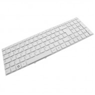 Tastatura Laptop Samsung NP300E5C alba layout UK