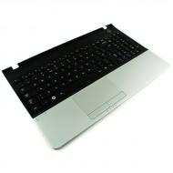 Tastatura Laptop Samsung NP300E5Z cu palmrest si touchpad