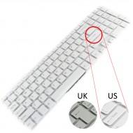 Tastatura Laptop Sony Vaio SVF15 alba